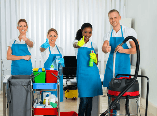 Cleaning & Housekeeping Equipment