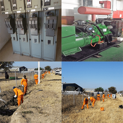 Tumishi Electrical and Building Construction