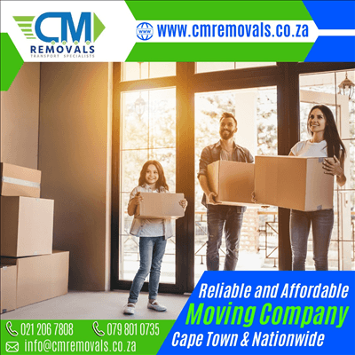Moving Company in Cape Town - South Africa