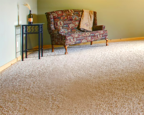 Wall To Wall Carpeting